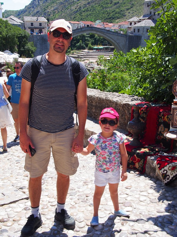 Viagem Mostar Bósnia e Herzegovina - Stari Most, a ponte velha de Mostar