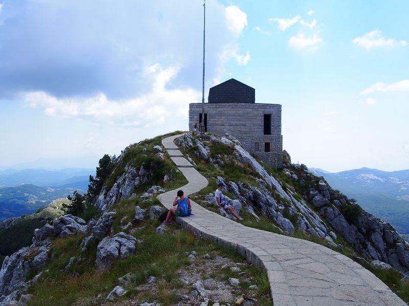 Parque Nacional de Lovcen Montenegro - Mausoléu de Petar II Petrović-Njegoš