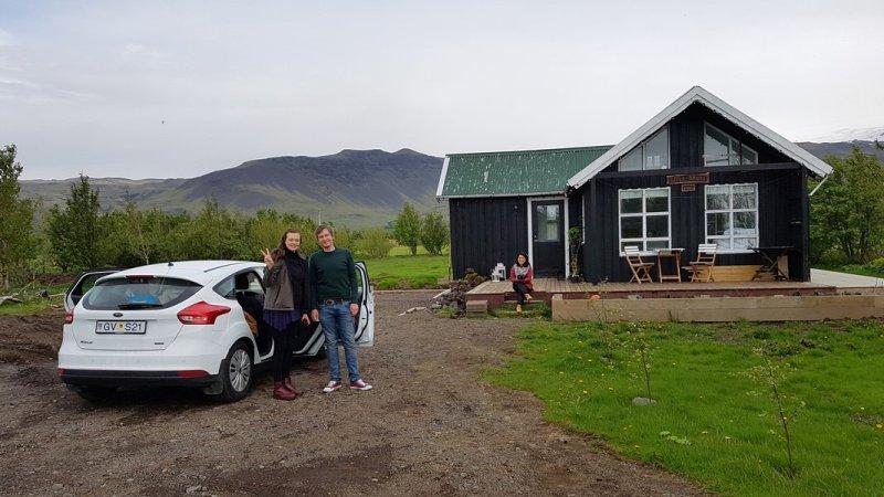 Roteiro Viagem Islandia Cabana Grund