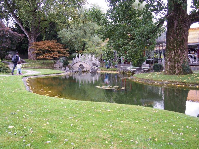 O que fazer em Zurique - Jardim Chinês