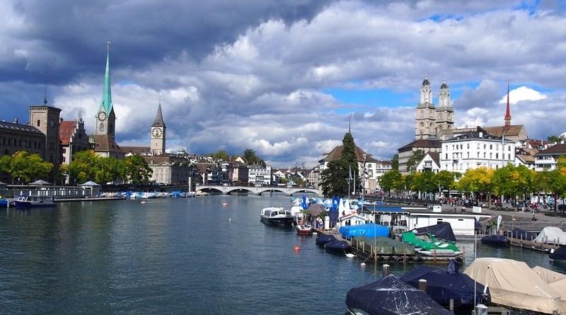 O que fazer em Zurique na Suíça