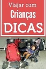 Viajar com Crianças - Dicas e Experiência