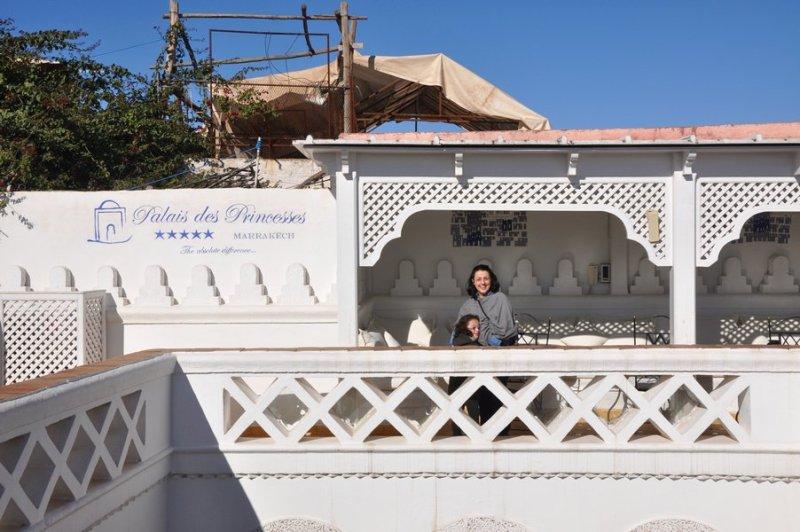 Dicas Viagem Marrakech em Marrocos - Hospedagem em Riad Palais des Princeses