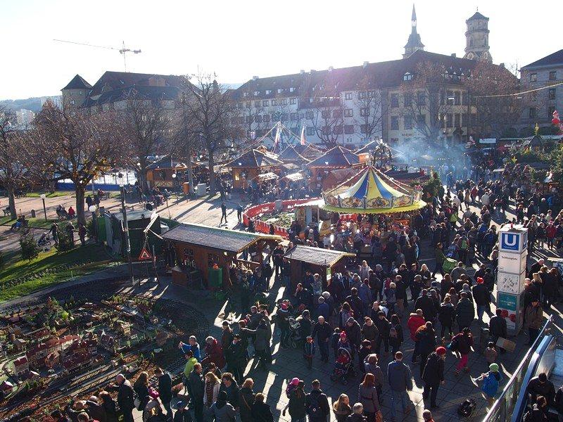 Calendário de Mercados de Natal na Alemanha - Weihnachtsmarkt em Stuttgart