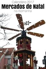 Mercados de Natal na Alemanha