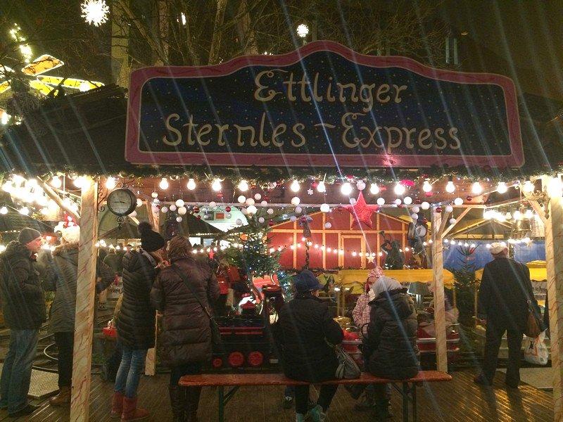 Calendário de Mercados de Natal na Alemanha - Sternlesmarkt em Ettlingen