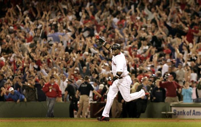 Ortiz hace historia con su 30mo HR pero Boston cae vs. Rays
