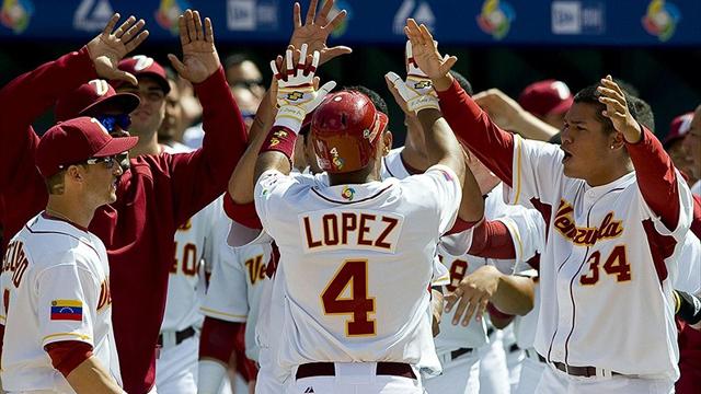 Venezuela conoce a sus rivales en el Clásico Mundial de Béisbol