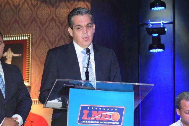 """Antonio Mir: """"La LNB es producto que gusta"""""""