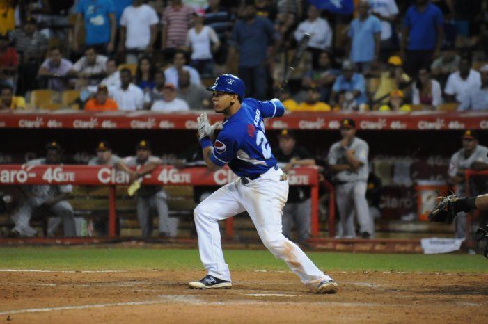 Marco Hernández tiene al Licey en sus planes