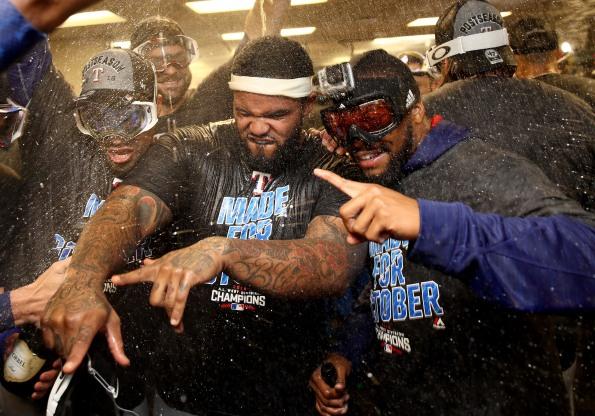 HR de Beltré catapulta a Rangers al título del Oeste de la L.A.