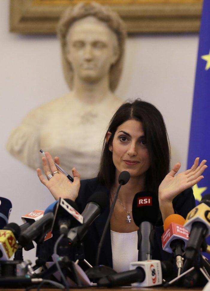 La alcaldesa de Roma dice no a los Juegos Olímpicos
