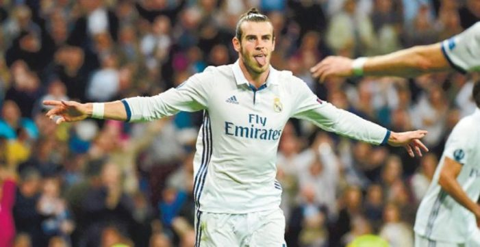"""Real Madrid sigue firme en """"Champions"""", golea 5-1"""