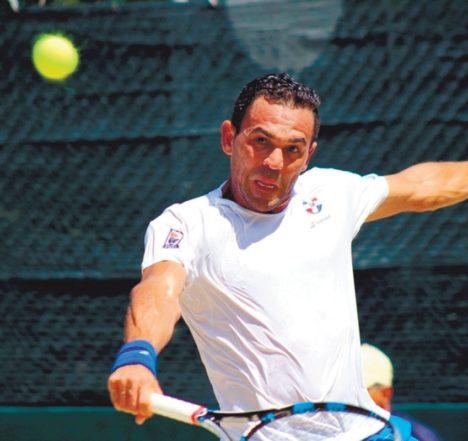 Anuncian equipo de RD para jugar con Barbados Copa Davis