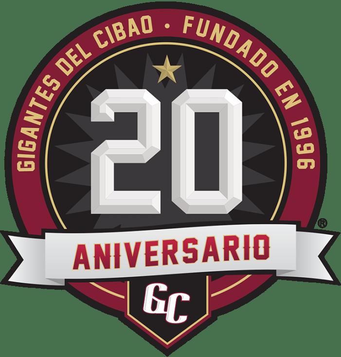Gigantes del Cibao celebrarán este martes su aniversario 20