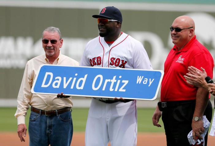 David Ortiz se despide en la cúspide