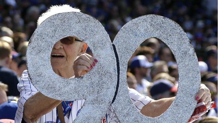 Dorothy: la fanática de los Cubs que nunca perdió la fe