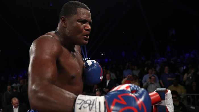 Luis 'King Kong' Ortiz firma acuerdo con Matchroom Boxing