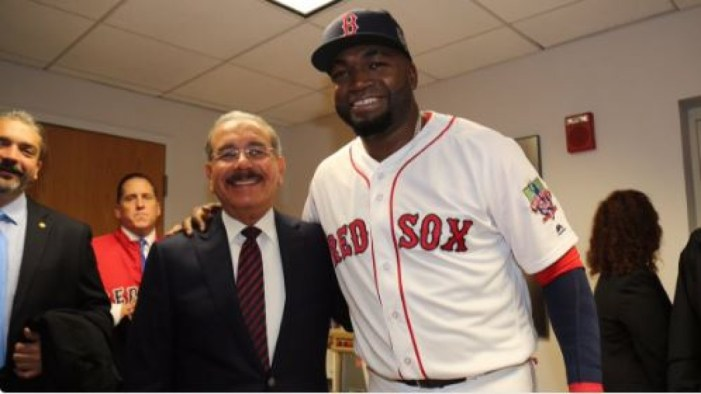 Boston despidió en grande a David Ortiz