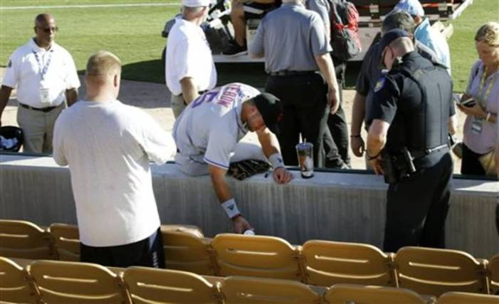 #VIDEO: El enorme gesto de Tebow con un fan que convulsionó