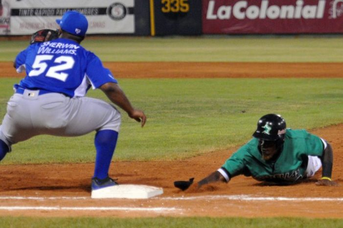 Estrellas Orientales pierden ante Tigres del Licey