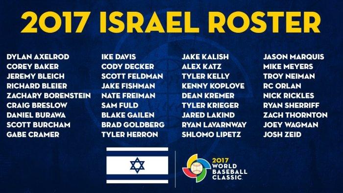 Israel, invicta a segunda ronda en Clásico Mundial