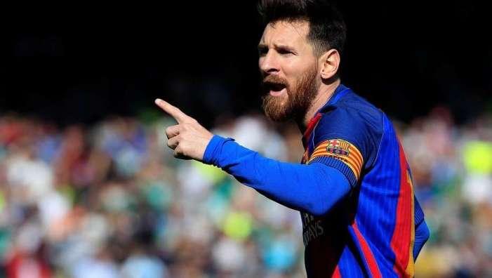 Lionel Messi y el peligro de perderse una posible final de la Copa del Rey
