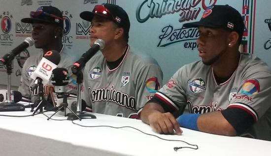 Audo Vicente defiende nivel béisbol de República Dominicana