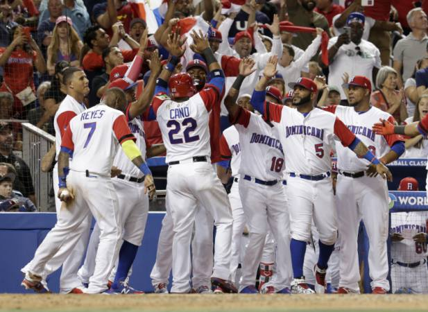 República Dominicana remonta en el Mundial de Béisbol 2017