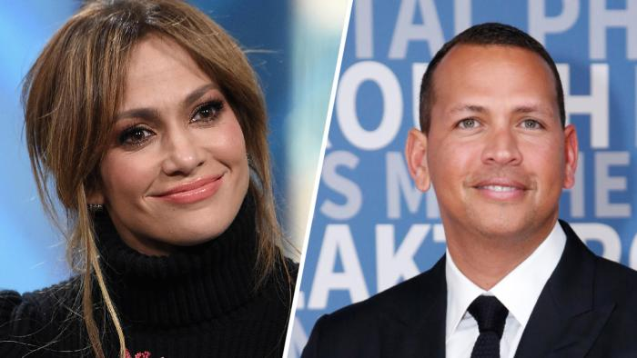 #VIDEO: Alex Rodriguez dice que dio un jonrón con Jennifer Lopez