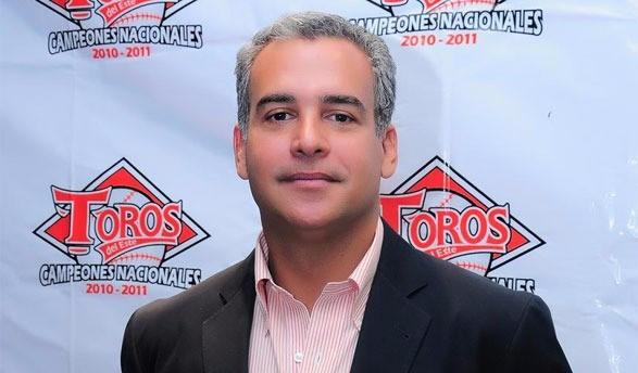 Rodríguez Amiama considera béisbol queda en buenas manos