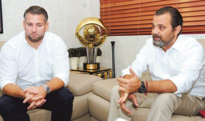 """""""Debemos fortalecer el béisbol"""" José Miguel Bonetti confía en que vienen cambios positivos"""