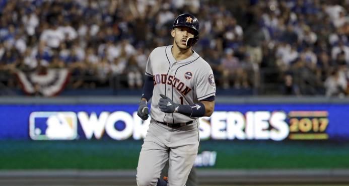 Tan espectacular como puede ser, Houston iguala 1-1 la Serie Mundial al vencer a los Dodgers