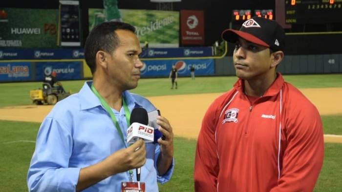Luis Rojas garantiza que los Leones serán un equipo agresivo