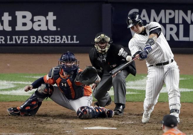 Tanaka y Sánchez, héroes en blanqueada de Yankees