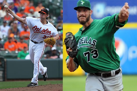 Estrellas contratan a pitchers Mitch Atkins y Nik Turley