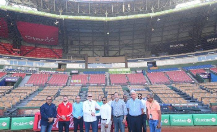 Obras Públicas entrega a la LIDOM el Estadio Quisqueya