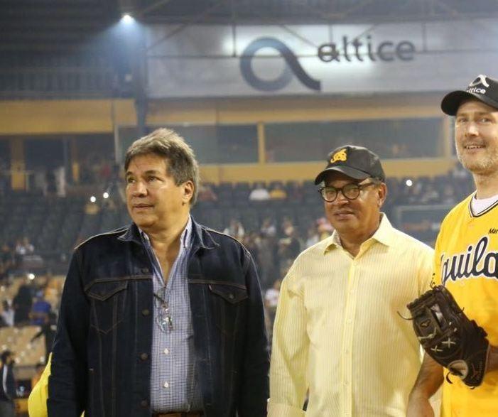 """Juanchy Sánchez: """"La pelota dominicana es Águilas y Licey, aunque los demás equipos son necesarios"""""""