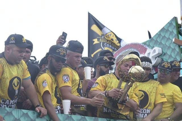 AUDIO: Crisis profunda en seno de las Aguilas Cibaeñas