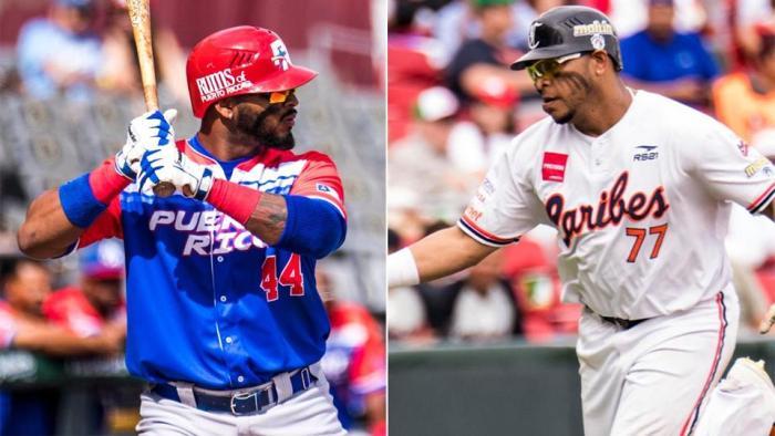 Venezuela-Puerto Rico podría ser un duelo de pura ofensiva en la primera semifinal