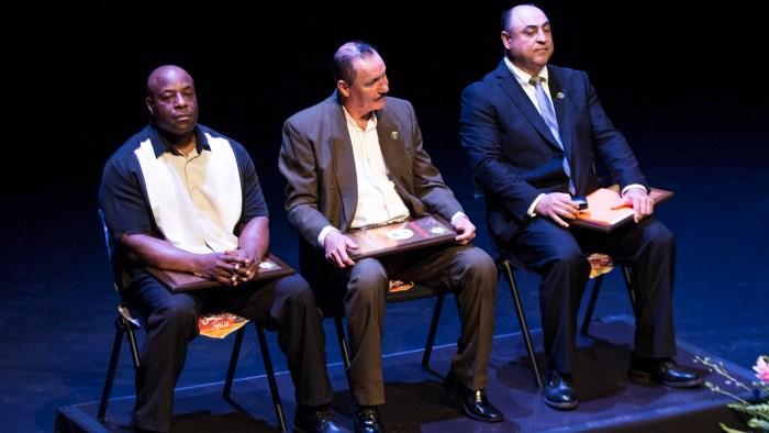 Cornelio García, Jaime Orozco y Darryl Brinkley ingresan al Pabellón de la Fama de la SC