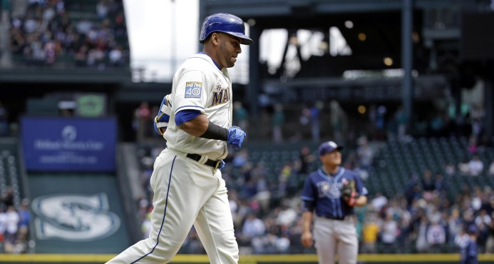 Nelson Cruz: su prioridad es estar saludable en 2018