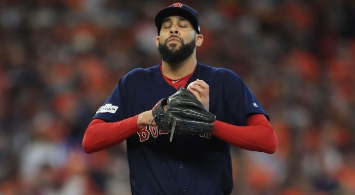 David Price quiere continuar con los Red Sox