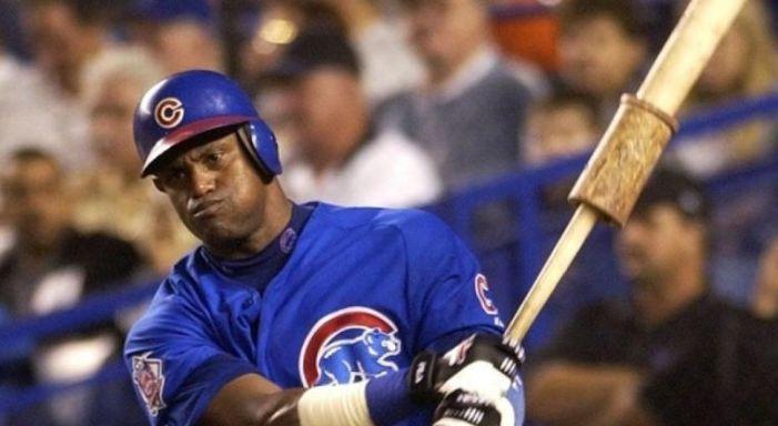 Sammy Sosa no se siente dolido con el béisbol