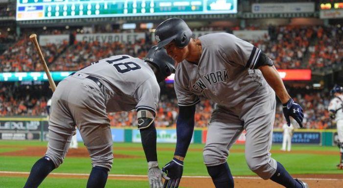 Este es el cuerpo de coaches de Yankees