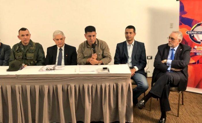 Barquisimeto ratificada como sede de la Serie del Caribe 2019