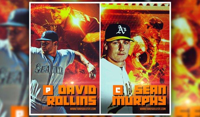 Toros anuncian importaciones de Murphy y Rollins; firman a Angel Castro