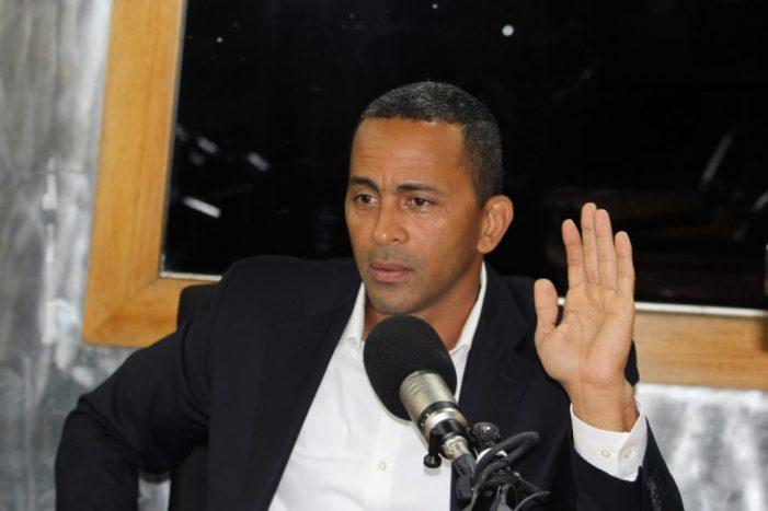 Julio Lugo clama por la justicia Dominicana