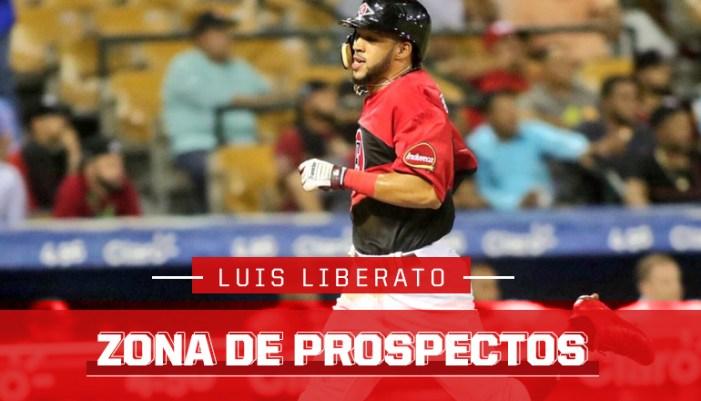 """Luis Liberato: """"Jugar aquí en dominicana es una especie de Grandes Ligas"""""""