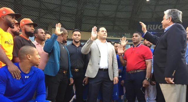 Erick Almonte fue posesionado como nuevo presidente de Fenapepro